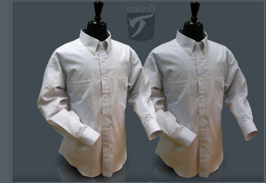 100% Cotton Relaxed Style Dress Shirt Line