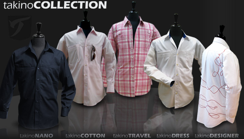 Men's Dress Shirt and Accessory Line up 2009