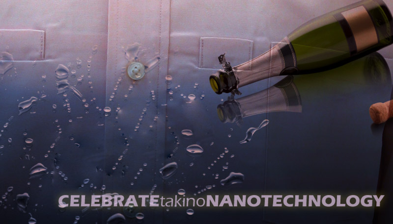 Nanotechnology for Shirts top image