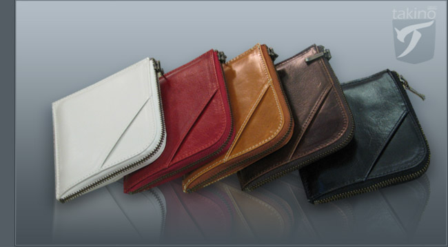 Ultra-thin wallet colors